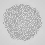 Sacred Geometry. Universe & Space. Vector illustration Stock Photos