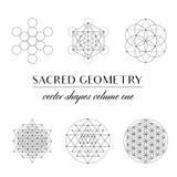Sacred Geometry Volume One Stock Photo