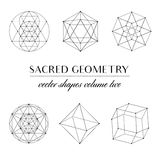 Sacred Geometry Volume Two Royalty Free Stock Image