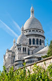 Sacred Heart Basilica, Montmartre, P Royalty Free Stock Photo