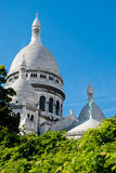Sacred Heart Basilica, Montmartre, P Stock Images