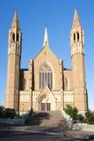Sacred Heart Cathedral in Bendigo Stock Photos