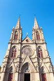 Sacred heart cathedral Royalty Free Stock Photography