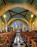 Sacred Heart Cathedral of Raleigh Royalty Free Stock Photos