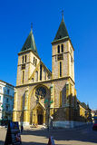Sacred Heart Cathedral, Sarajevo Stock Photos