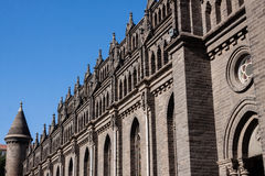 Sacred Heart Cathedral of Shenyang Stock Photo
