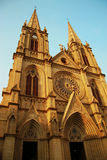 Sacred Heart catholic cathedral in the Guanzhou China Stock Photography