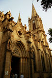 Sacred Heart catholic cathedral in the Guanzhou China Royalty Free Stock Photos