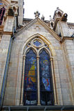 Sacred Heart Catholic Cathedral In The Guanzhou China Royalty Free Stock Photography