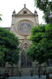 Sacred Heart Catholic Cathedral In The Guanzhou China Stock Photo