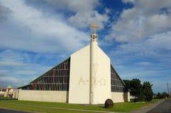 Sacred Heart Catholic Church in Dargaville. New Zealand Stock Images