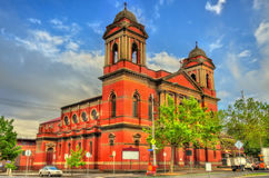 Sacred Heart Catholic Church in Melbourne, Australia Stock Image