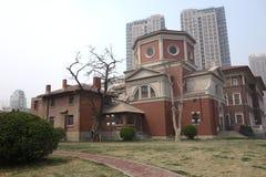 Sacred Heart catholic church Stock Photos