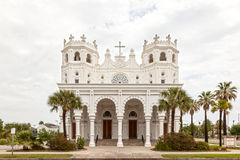 Sacred Heart Church in Galveston, Texas. Sacred Heart Catholic Church in the city of Galveston. Texas, United States Royalty Free Stock Photo