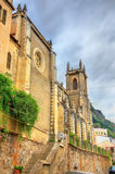 Sacred Heart Church in Gibraltar. A British Overseas Territory Stock Photo