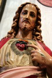 Sacred  Heart of Jesus Royalty Free Stock Image