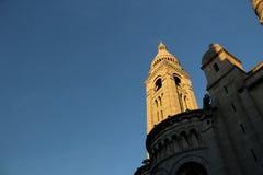 Sacred Heart of Paris Stock Image