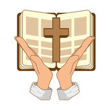 sacred holy bible icon