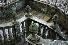 Sacred lichens Stock Photo