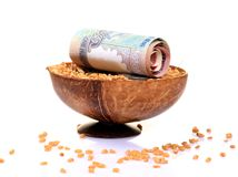 Sacred money Stock Photography