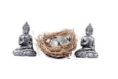 Sacred money Stock Images