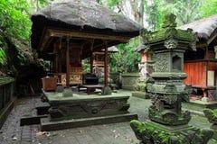 Sacred Monkey Forest Sanctuary in Ubud. Bali Island, Indonesia Stock Photo