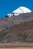 Sacred mountain Stock Image