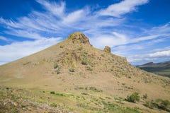 Sacred mountain Stock Photography