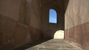 Sacred Mountain of Varallo stock video