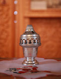 Sacred object in the church Stock Photo