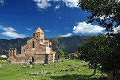 Sacred Odzun Church in Armenia. 5th-7th century Stock Image