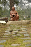 Sacred Path of Healing Stock Images