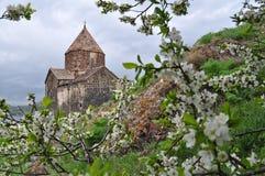 Sacred Sevanavank  Monastery  in Armenia Stock Images