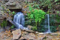 Sacred Slovenian twelve springs in Izborsk, Stock Photos