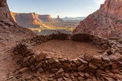 Sacred Stone Ring Royalty Free Stock Photos