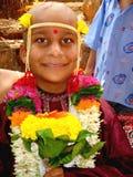Sacred thread ceremony Royalty Free Stock Photo