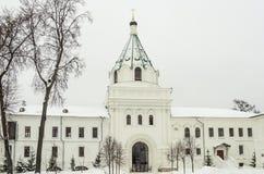 Sacred and Troitsk Ipatyevsky monastery Royalty Free Stock Image