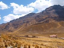 Sacred valley Royalty Free Stock Images