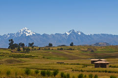 The Sacred valley Stock Photography