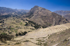 Sacred Valley Royalty Free Stock Photos