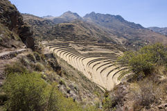 Sacred Valley Stock Photo