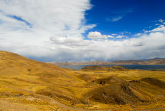 Sacred Valley of the Incas. Cusco to Puno, Peru. Stock Images
