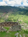 Sacred valley of Incas in Peru Royalty Free Stock Images