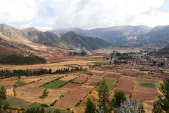 Sacred Valley of the Incas, Peru Royalty Free Stock Image