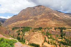 Sacred Valley of the Incas, Peru Royalty Free Stock Photography
