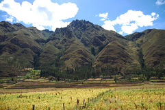 Sacred Valley - Peru Royalty Free Stock Image