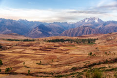 Sacred Valley View Royalty Free Stock Photos