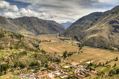 Sacred valley Stock Photos