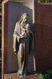 Sacred virgin Maria Royalty Free Stock Photo
