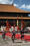 Sacrifice ritual, Changping, China. Medieval sacrifice ritual in Changping, China stock photography